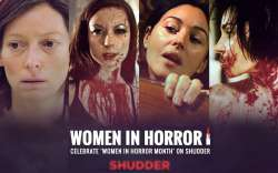 Shudder Offering Free Subscription for Women in Horror Month