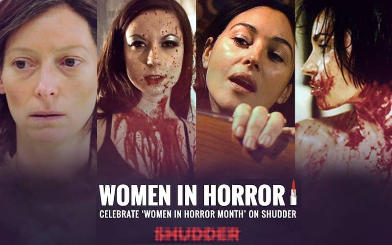 Shudder Offering Free Subscription for Women in Horror Month