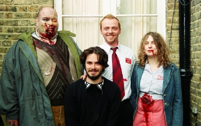 'Shaun of the Dead' Director Edgar Wright Is Making His Return to Horror