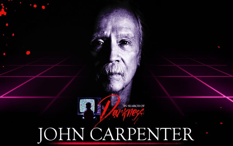 John Carpenter Joins 80s Horror Documentary 'In Search of Darkness'