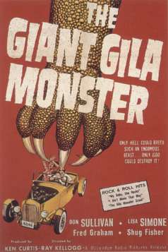 The Giant Gila Monster (1959) Full Movie