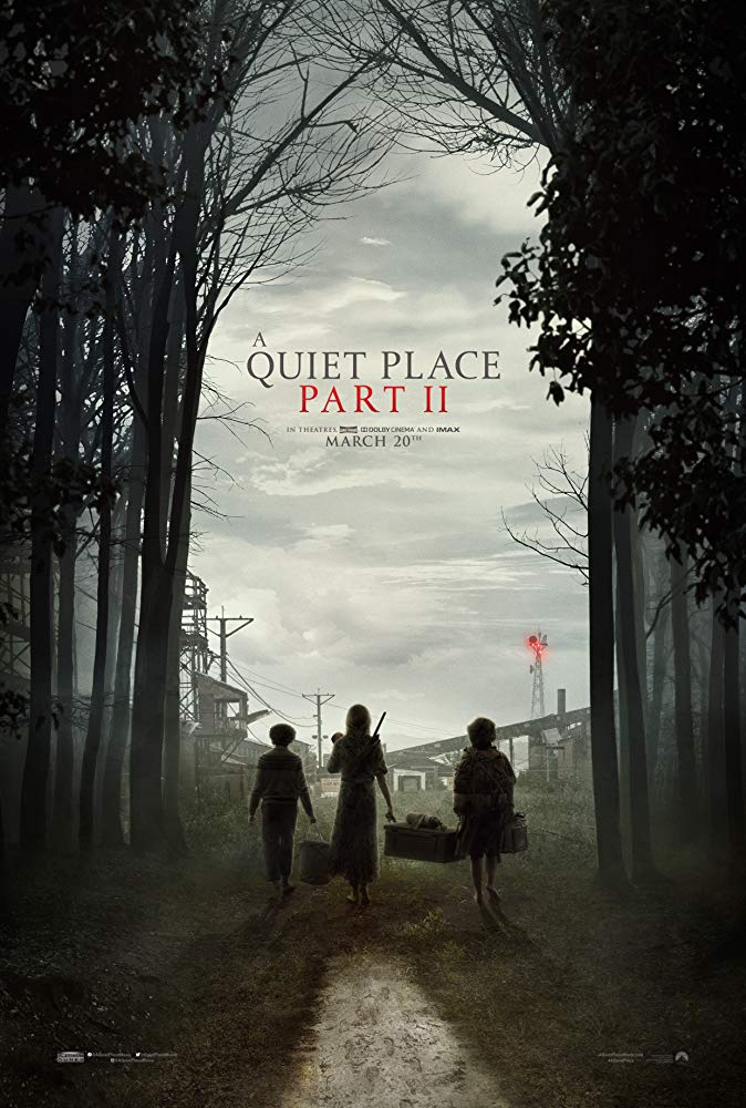 A Quiet Place: Part II (2020)