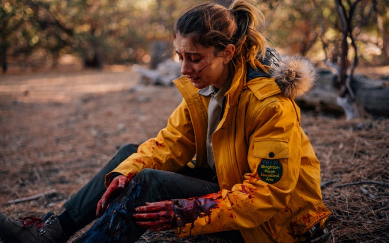 Body at Brighton Rock (2019) Review