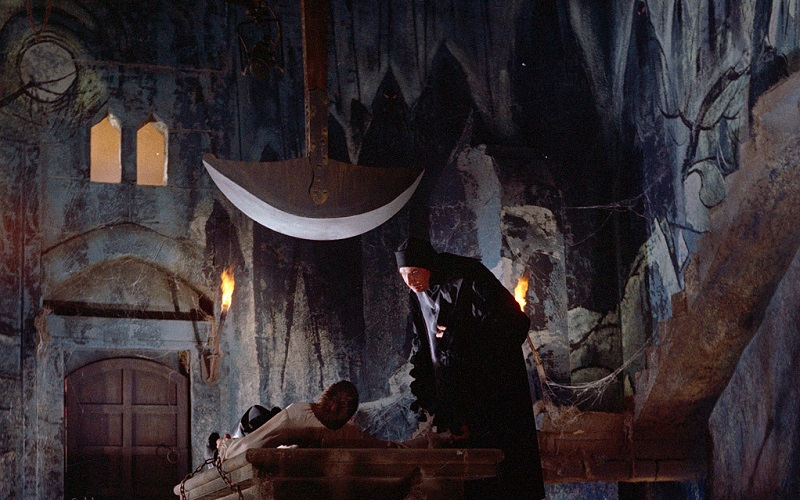 The Pit and the Pendulum (1961) Review