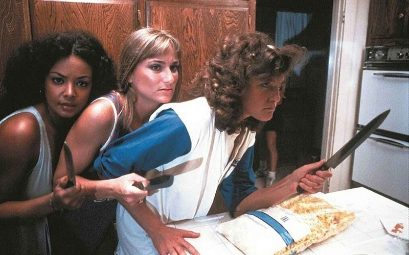 F*CK, SCARE, KILL: An Autopsy of Teen Horror THE SLUMBER PARTY MASSACRE