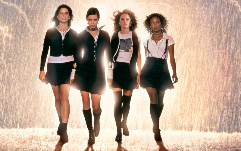 F*CK, SCARE, KILL: An Autopsy of Teen Horror THE CRAFT