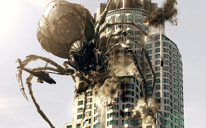 Big Ass Spider! (2013) Review