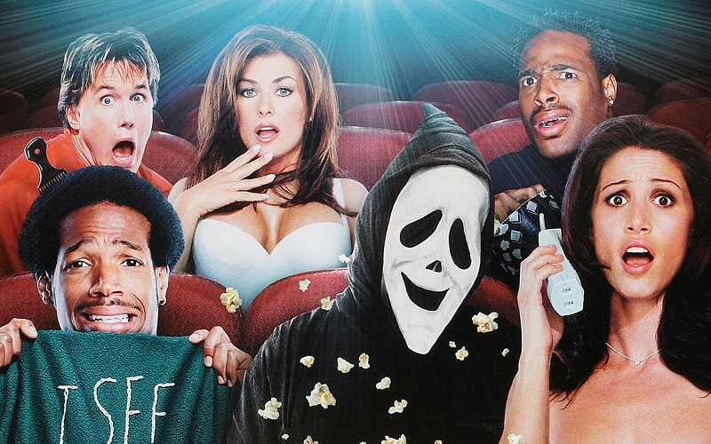 Every Horror Movie Spoofed by the Scary Movie Franchise