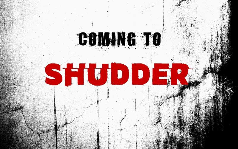 Horror Movies Coming to Shudder NOVEMBER 2020