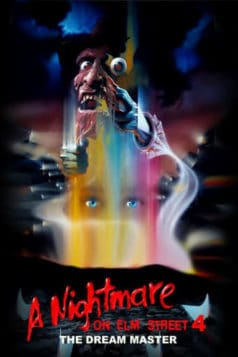 A Nightmare on Elm Street 4: The Dream Master.Review