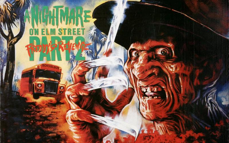 A Nightmare on Elm Street Part 2: Freddy's Revenge (1985) Review