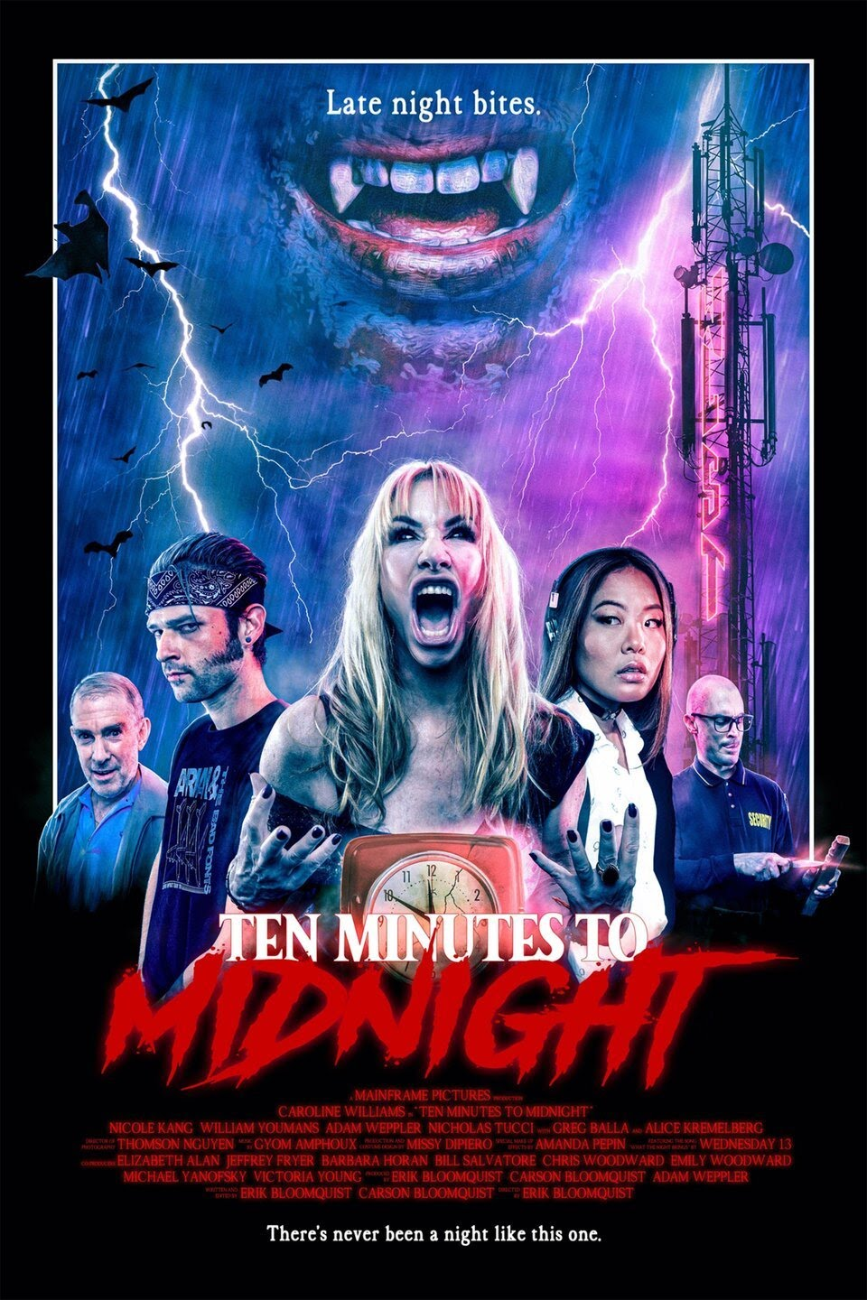 Ten Minutes to Midnight Review