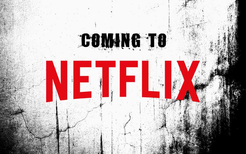 Horror Movies Coming to Netflix DECEMBER 2020