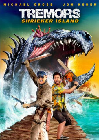Tremors: Shrieker Island Review