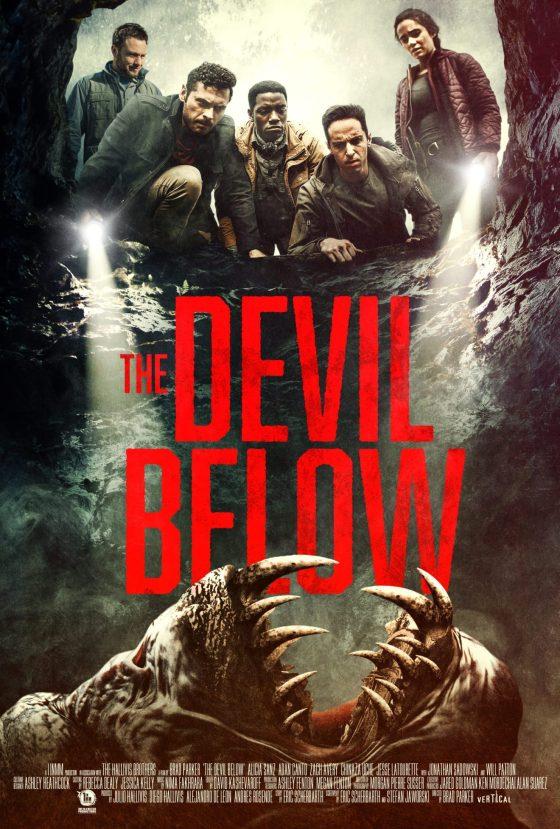 The Devil Below (2021)
