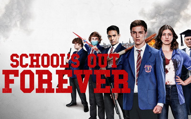 School's Out Forever (2021) FIRST LOOK
