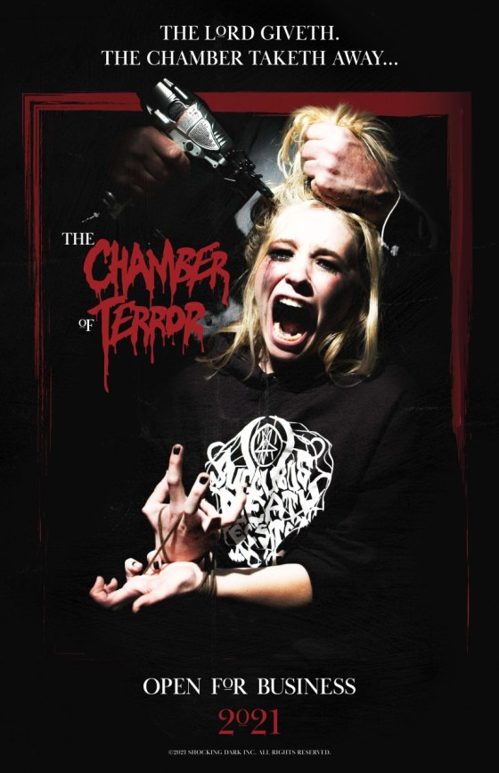 The Chamber of Terror (2021)