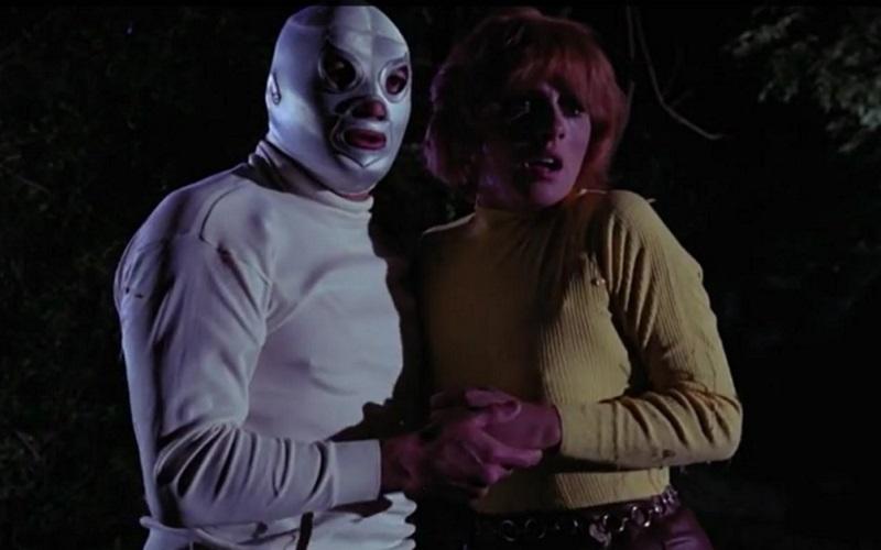 Santo vs. Frankensteins Daughter (1972) Review