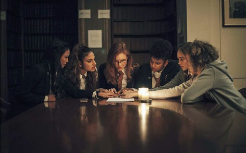 Seance (2021) FIRST LOOK