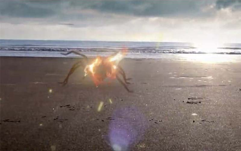 Arachnado 2: Flaming Spiders (2021) FIRST LOOK
