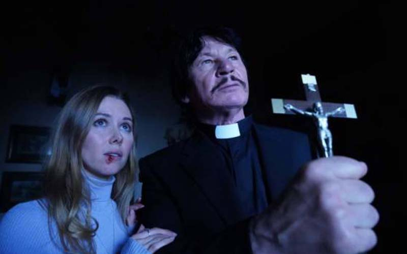 Exorcist Vengeance (2021) FIRST LOOK