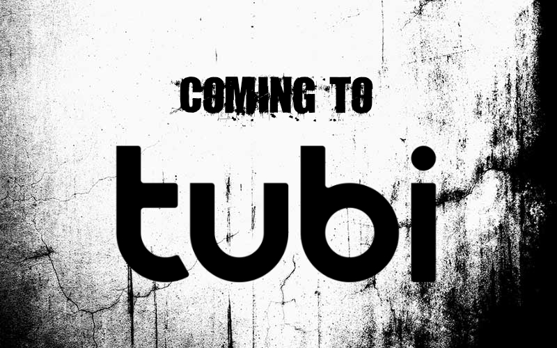 Horror Movies Coming to Tubi JUNE 2021