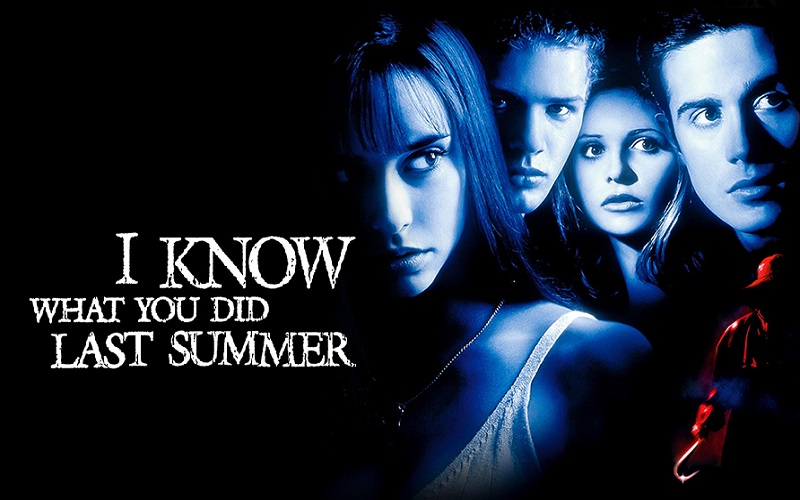 F*CK, SCARE, KILL: I KNOW WHAT YOU DID LAST SUMMER