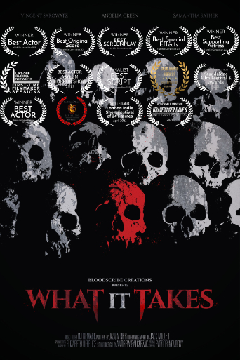 What It Takes (Horror Short)