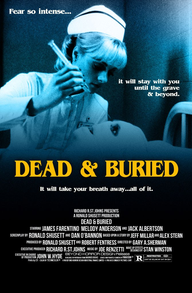 Dead & Buried Review