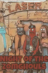 Night of the Zomghouls (2021)