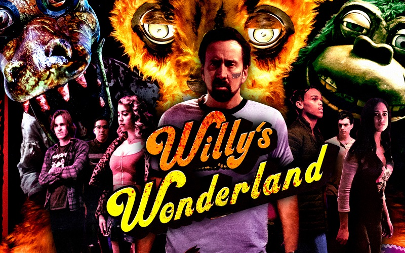 Willy's Wonderland (2021) Review