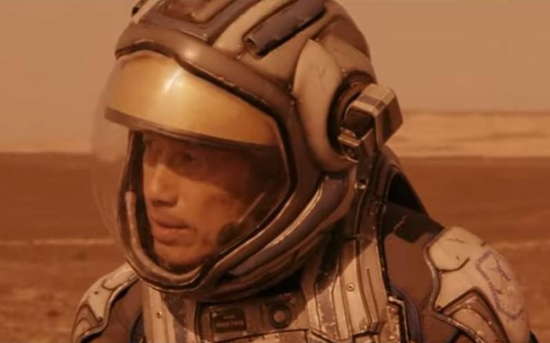 Mutation on Mars (2021)