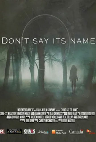 Don't Say Its Name (2021)