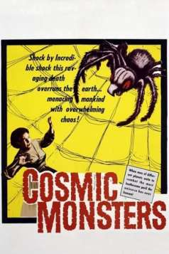 The Strange World of Planet X (1958)