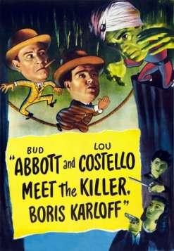 Abbott and Costello Meet the Killer (1949)