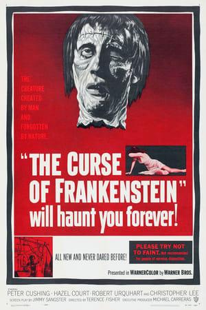 The Curse of Frankenstein (1957)