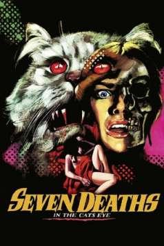Seven Dead in the Cat's Eye (1973)