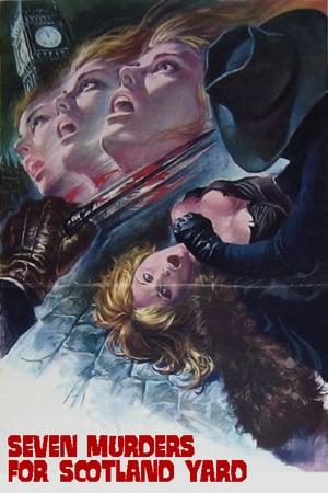 Seven Murders for Scotland Yard (1972)