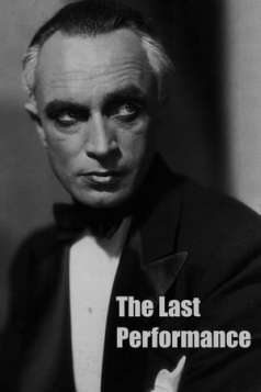 The Last Performance (1929)