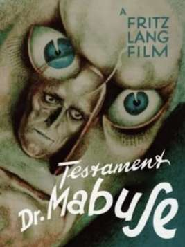 The Testament of Dr. Mabuse (1933)