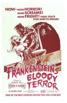 Frankenstein's Bloody Terror (1968)