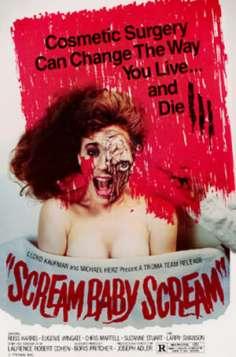 Scream Baby Scream (1969)