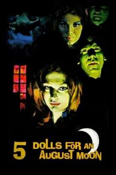 5 Dolls for an August Moon (1970)