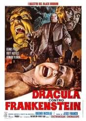 Dracula Prisoner of Frankenstein (1972)