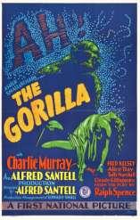 The Gorilla (1927)
