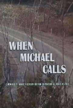 When Michael Calls (1972)