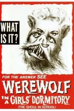 Werewolf In A Girls Dormitory (1961)