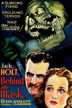 Behind the Mask (1932)