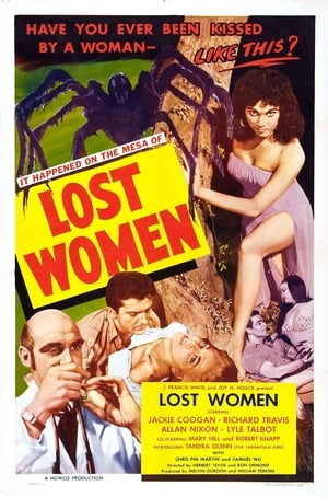 Mesa of Lost Women (1953) Full Movie