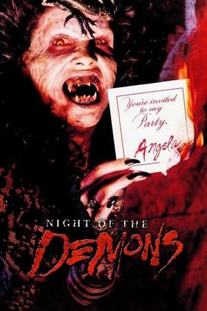 Night of the Demons (1988) Full Movie